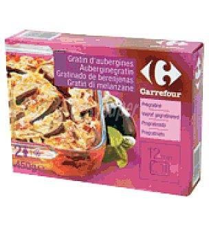 Carrefour Gratinado de berenjenas 450 g