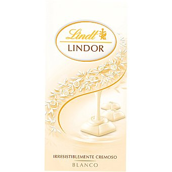 Lindt-Lindor Chocolate blanco 100 g