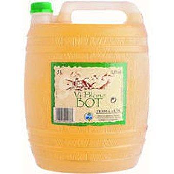 Brau de Bot Vino Blanco Garrafa 5 litros