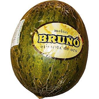 BRUÑO Melón piel sapo etiqueta oro Pieza 3,2 kg peso aproximado