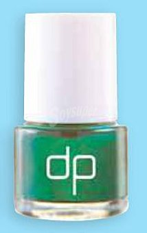 Deliplus Laca uñas Nº 501 verde metalizado u