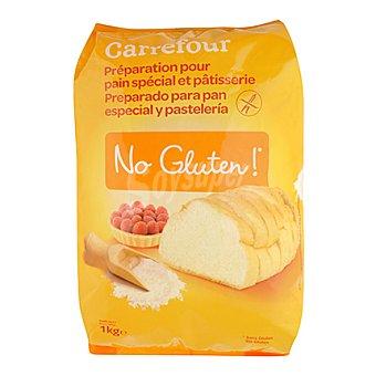 Carrefour-No gluten Preparado para pan y pastelería-sin gluten 1 kg