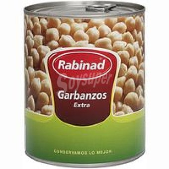 RABINAD Garbanzo cocido Lata 1 kg