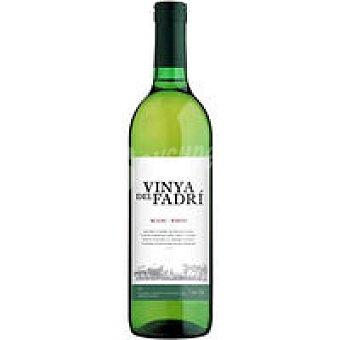 Vinya Fadri Vino Blanco de mesa Botella 75 cl