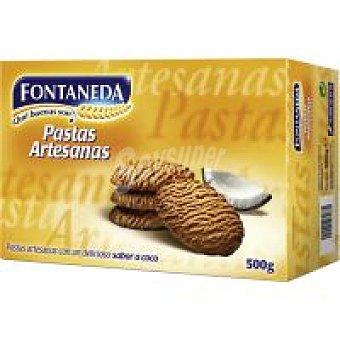 Fontaneda Pasta artesana Caja 500 g