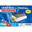 Centros de merluza congelada Caja 450 g  Pescanova