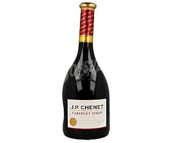J.P. Chenet vino tinto cabernet-syrah Francia botella 75 cl