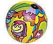 Balón Hinchable Pop Art Beach para playa, 91cm. bestway.  Bestway