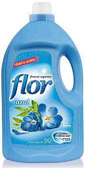 Flor Suavizante diluido azul Botella 72 dosis