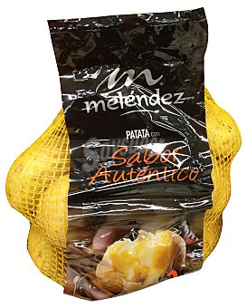 Patata guarnición Malla de 2 kg