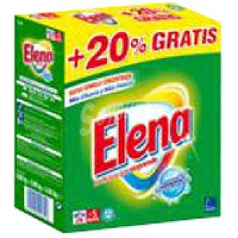 Elena Detergente en polvo Maleta 26 cacitos