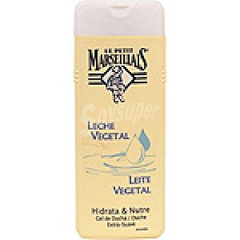 Le Petit Marseillais gel de baño de leche vegetal hidrata y nutre Frasco 400 ml