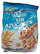 Cereal muesli crujiente sin azúcares añadidos Bolsa de 500 g Hacendado