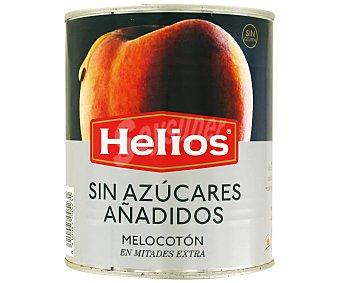 Helios Melocotón en almíbar sin azúcares añadidos 480 gr