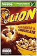 Cereales con chocolate y caramelo Caja 675 g Lion Nestlé