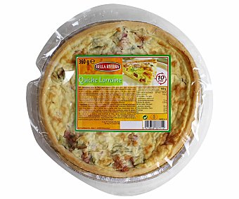 FRESH MEALS Quiche Lorraine 360 Gramos