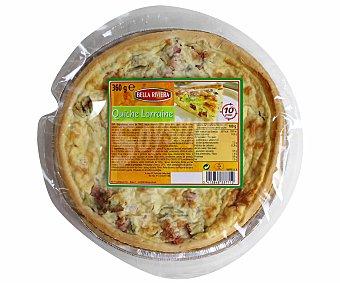 Fresh meals Quiche Lorraine 360 Gramos
