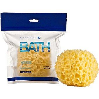 Suavipiel Esponja de baño Bath mousse bolsa 1 unidad Bolsa 1 unidad