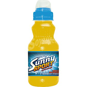 Sunny Delight Bebida isotónica sport sabor naranja con minerales y vitaminas  Botella de 31 cl