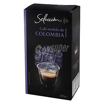 Carrefour Selección Café molido natural Colombia 250 G 250 g