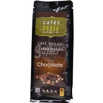 CAFÉS EGUIA Café molido chocolate 250 grs