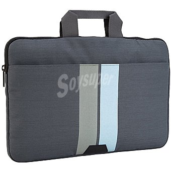 TARGUS Maletín Geo Victoria Para portátil 15,6'' en color gris