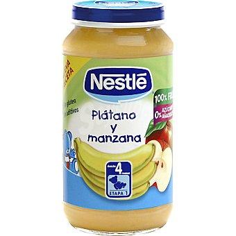 Nestlé Tarrito plátano y manzana Envase 250 g