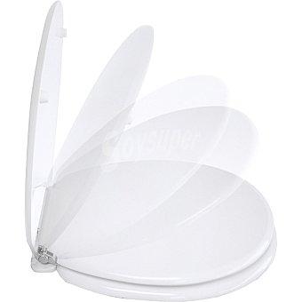 TATAY Viktor Tapa wc caída lenta en color blanco
