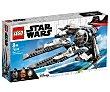 Juego de construcciónes Interceptor TIE Black Ace con 396 piezas, Star Wars 75242 lego  LEGO Star Wars