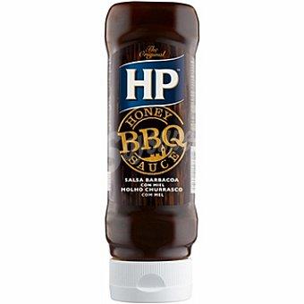HP Honey Bbq Salsa para carne y fondue Botella 465 g