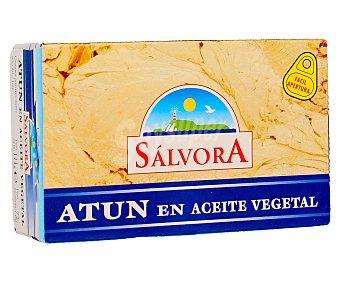 SALVORA Atún en aceite vegetal 73 gramos