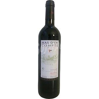 MAS D'EN COMPTE Vino tinto D.O. Priorat botella 75 cl botella 75 cl