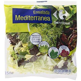 Carrefour Ensalada mediterránea Bolsa de 150 g