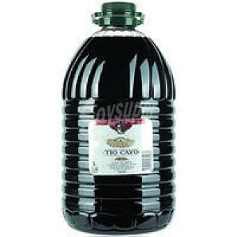 Tio Cayo Vino Tinto Garrafa 5 litros