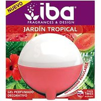 Iba Ambientador esfera gel jardín Pack 1 unid
