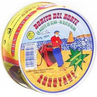 Arroyabe Bonito del norte en aceite de oliva Lata 260 g
