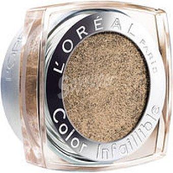 L'Oréal Paris Sombra de Ojos Infalible 27 ext goldde L'Oréal 1 ud