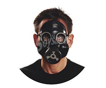 MY OTHER ME Complemento para disfraz Halloween, máscara antigás Máscara antigás