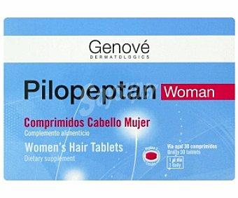 Genové Complemento alimenticio ayuda mantenimieno cabello y uña mujer 30 Comprimidos