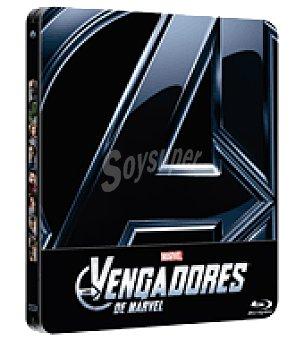 VENGADORES Bd steelbox los (2 discos) br