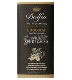 Dolfin Chocolate negro 88% de cacao 70 g