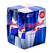 Bebida energética Pack 4 x 25 cl Red Bull