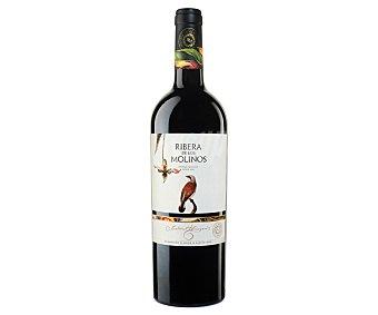 Los Molinos Vino tinto con denominación de origen La Mancha Botella de 75 cl