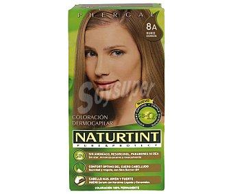 Naturtint Tinte vegetal sin amoniaco rubio ceniza Nº 8A 1 unidad