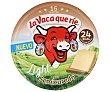Queso en porciones light 16 uds La Vaca que ríe