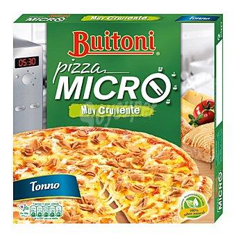 Buitoni Pizza microondas Tonno Caja 315 g