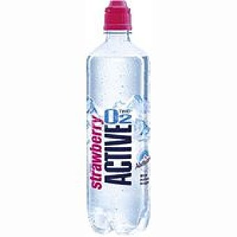 ACTIVE Agua Sabor Fresa 750 Ml