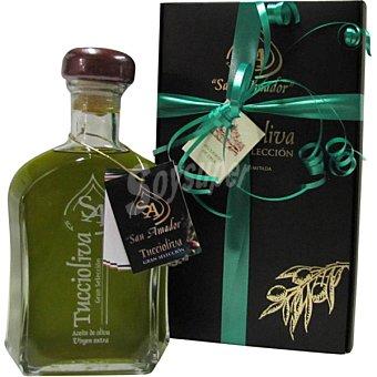 TUCCIOLIVA Gran Selección Aceite oliva virgen extra botella 700 ml 700 ml