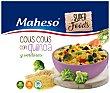 Cous cous con quinoa y verduras Bolsa 300 g Maheso