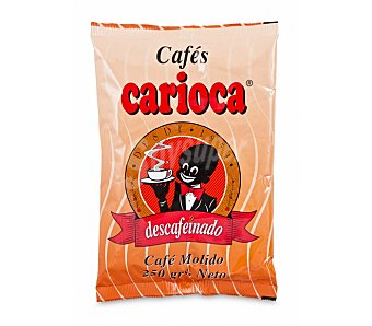Carioca Café Descafeinado Molido 250 g
